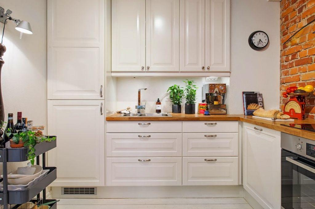 Jak Urzadzić Mieszkanie Z Białą Drewnianą Podłogą