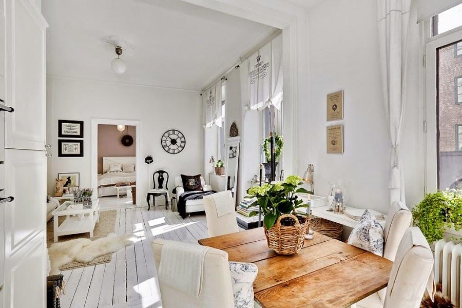 Gdzie kupi meble i dodatki do domu w stylu prowanslaskim for Como decorar una casa sencilla