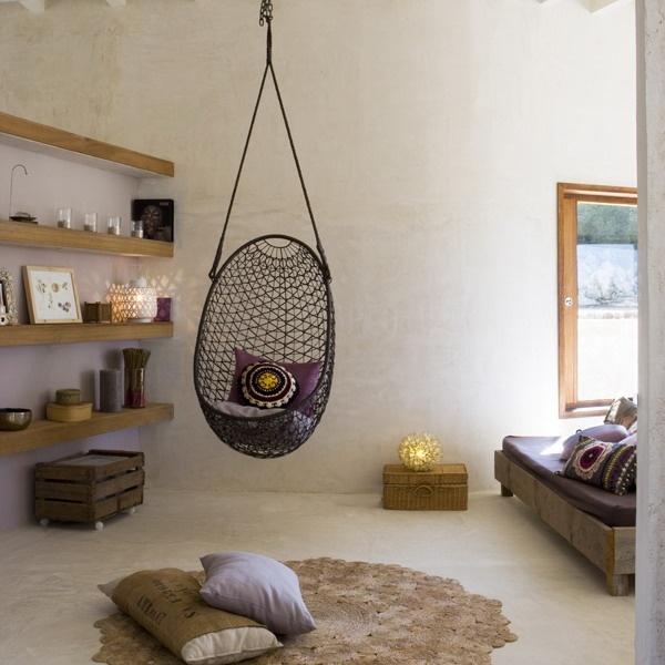 Pomysł Na Meble Ogrodwe Hamak W Ogrodzie Lub Wiszące Fotele