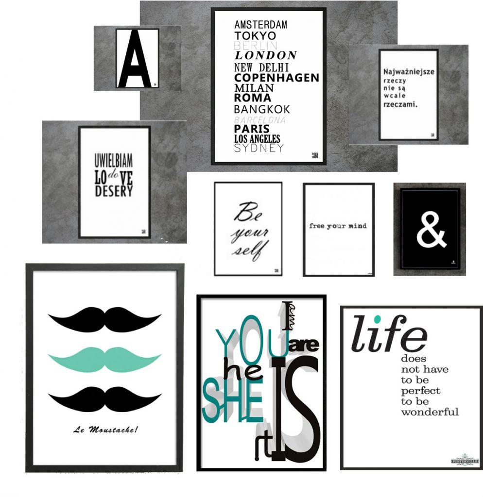 Gdzie Kupić I Jak Dekorować Wnętrza Plakatami Grafikami I
