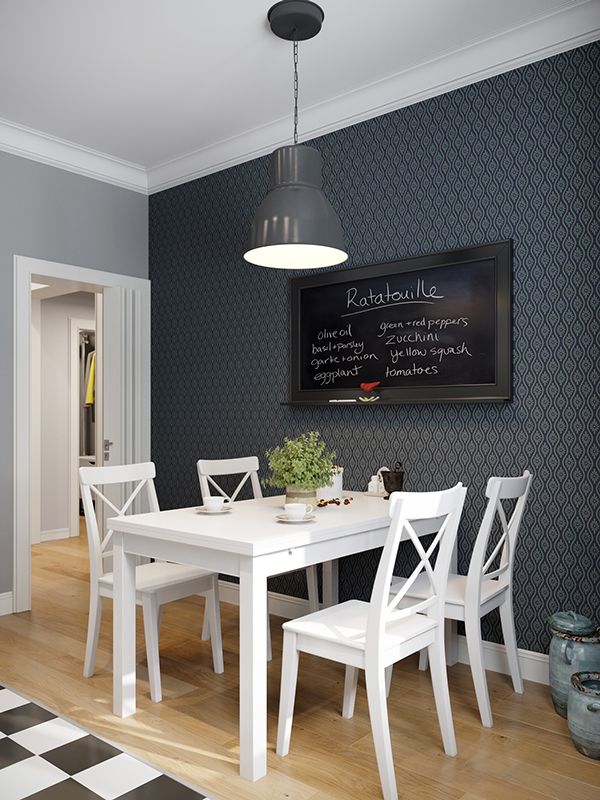 gdzie kupi czarno bia e p ytki w maroka skie wzory. Black Bedroom Furniture Sets. Home Design Ideas