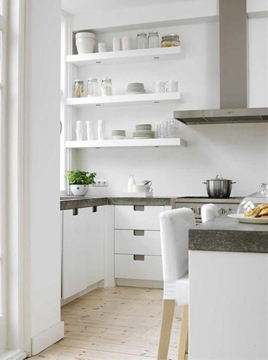 Jak Urządzić Białą Kuchnię W Stylu Skandynawskim