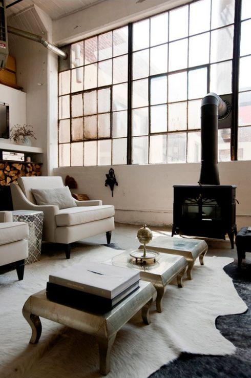 Jak urzadzi mieszkanie w stylu loft for Living room west 6 brooklyn