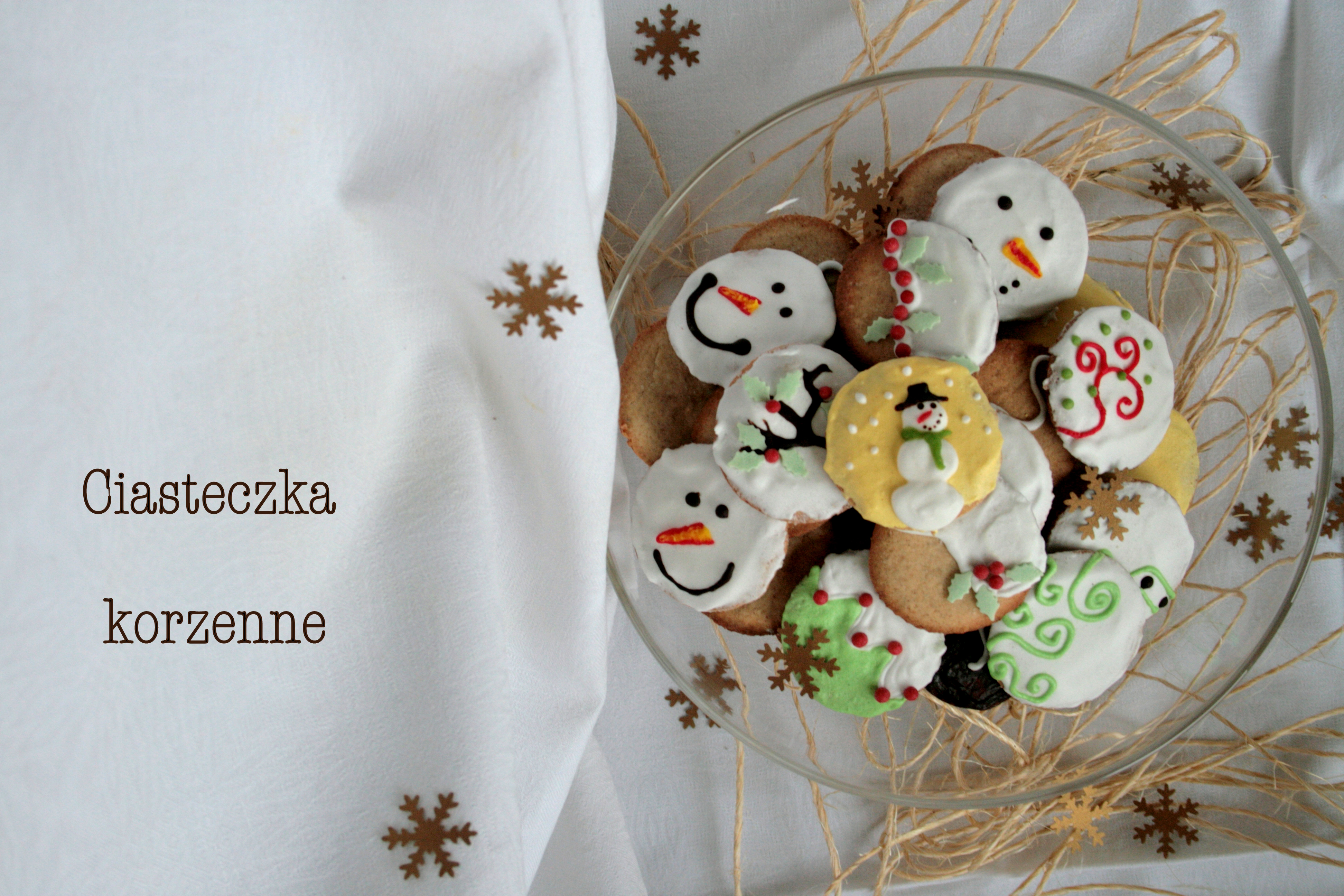 Jak Zrobic Swiateczne Ciasteczka Korzenne Dla Dzieci
