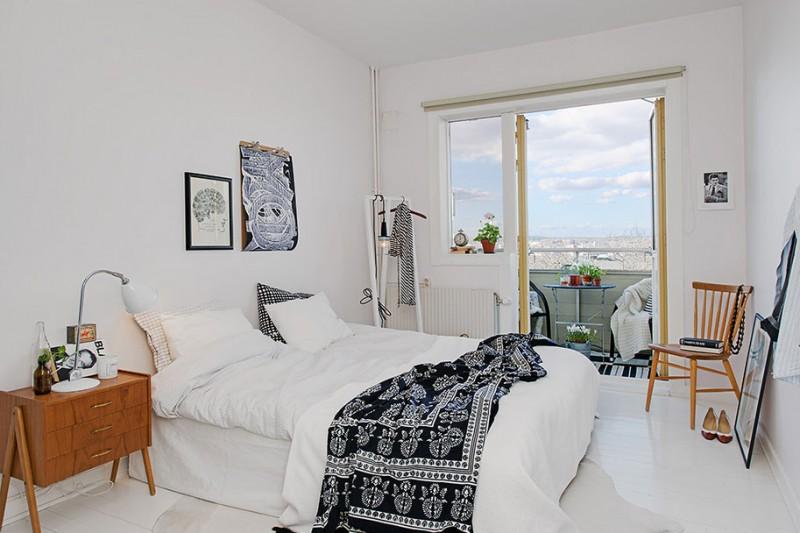 Styl nowoczesny w mieszkaniu - zdjęcia, pomysły, aranżacje