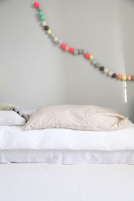 Kolorowe Kule Girlana Oświetlenie Z Kolorowych Zdjęcie W