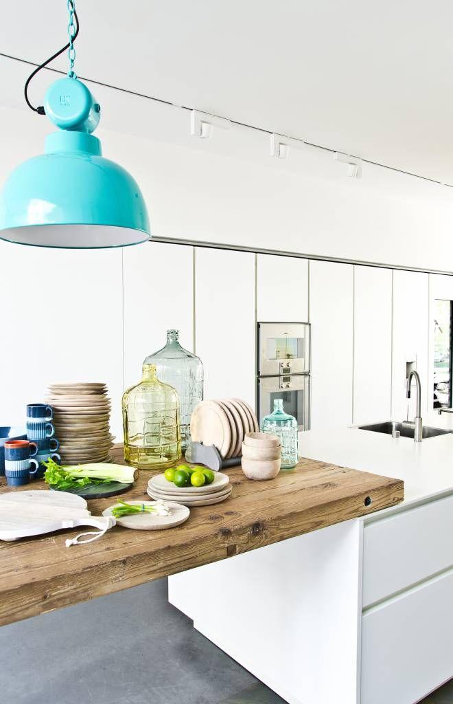 Jak Urządzić Kuchnię I Jadalnię W Kolorze Turkusowym