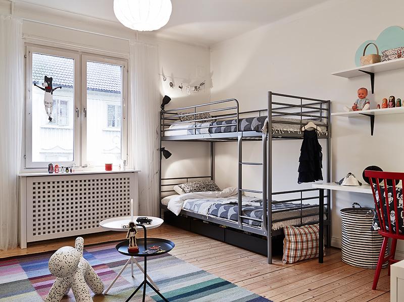 jak urz�dzi� mieszkanie w bloku w stylu skandynawskim