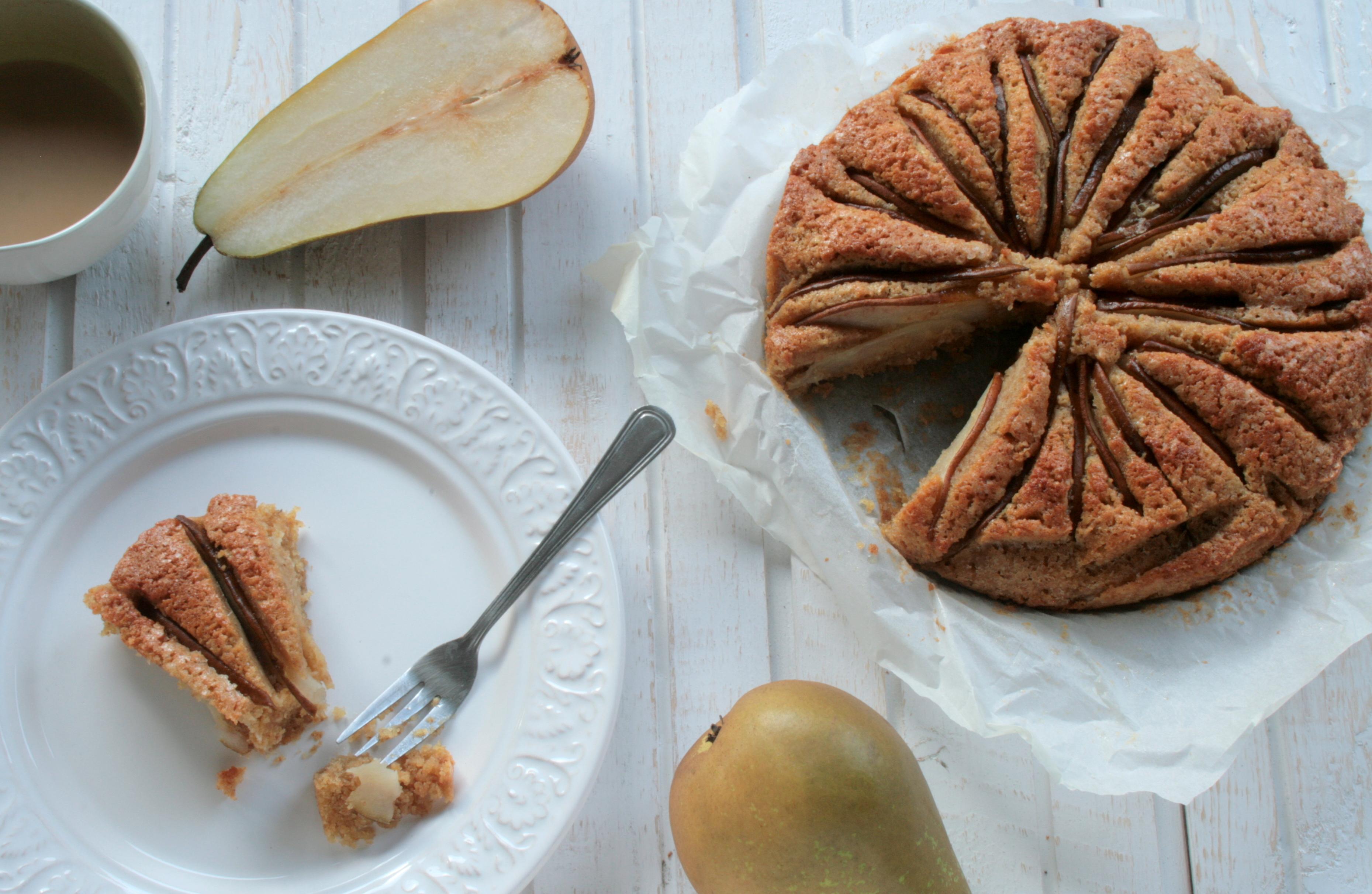 Jak Zrobic Pyszne Ciasto Gruszkowo Imbirowe